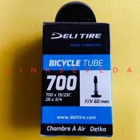 Ban dalam 700 x 19 / 23c Sepeda Fixie Balap Roadbike Presta Swallow