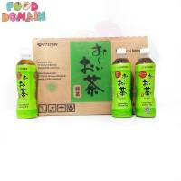 ITO EN - ITOEN - Oi Ocha Green Tea - 1 Dus - Teh Hijau Tanpa Gula