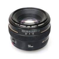 Lensa Canon EF 50mm F/1.4 USM
