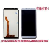 LCD TOUCHSCREEN AZUS ZENFONE MAX PRO M1 - ZB601KL - X00TD - WHITE ORG