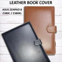 Asus Zenpad Zen Pad 8 Z380C Z380KL Leather Flip Case Casing Book Cover