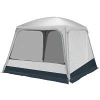 Tenda outdoor piknik shelter ARPENAZ BASE FRESH CAMPING 10 orang