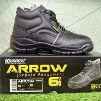 Sepatu Krisbow Safety Shoes Arrow 6 - 36