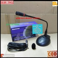 Mikrophone podium mimbar profesional pro audio sound sistem condesor