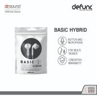 Defunc Basic Hybrid Corded Earphone