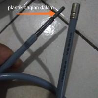 kabel luar vespa ada plastik bagian dlm kopling persneling gas rem dp