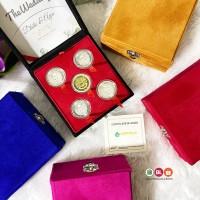 Kotak Mahar Dinar Dirham / Box Koin Dinar / Tempat Koin Dinar - 5 Koin