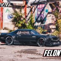 Arrma Felony 1/7 Street Bash RC car