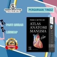 READY!! ATLAS ANATOMI MANUSIA (BAHASA LATIN/INDONESIA) ED. 7 // NETTER