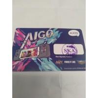 Voucher Axis Aigo 5 GB 5 Hari
