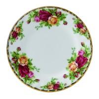 Piring Royal Albert Old Country Roses - Plate 16 Cm