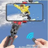 Tongsis Tongkat Selfie Stick 1-Axis Stabilizer