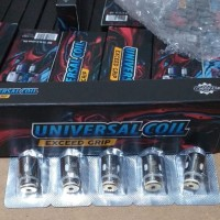 AuthentiCoil Gear Universal Coil for Joyetech Exceed Grip 0.4Ohm Mesh