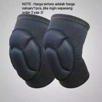 pelindung lutut bantalan deker kneepad protector futsal voli sports