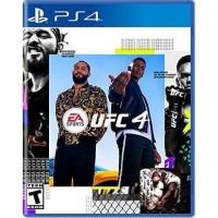 [PS4] UFC 4 - UFC4 PS4