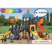 Playground Outdoor 560x350x360 Cm PT-0603, Happy City