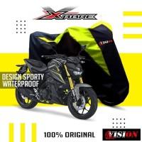 Sarung Motor Anti Air Cover Motor Yamaha Xabre Vixion