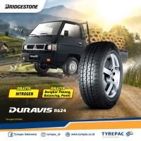 Ban Mobil mitsubishi L300 185 R14 8PR Bridgestone Duravis R624