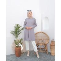 Atasan Wanita Muslim Original | Navara Tunik | Terminal Grosir