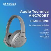 Audio Technica ATH ANC700BT WIRELESS NOISE-CANCELLING HEADPHONES Black