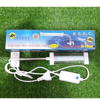 Lampu Led Jepit RECENT RCC 3W STA Aquarium Aquascape 15-20cm