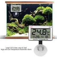 Thermometer DC-16 LCD Digital Waterproof Fish Tank Aquarium Water