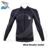 Jacket Diving IST Windbreaker Neoprene Wetsuit Baju Selam 2,5 mm