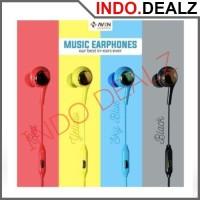 Headset Aven N1 Earphone Bass Universal
