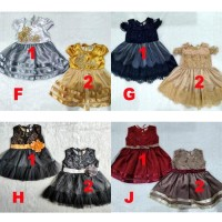Baju Bayi Perempuan Baju Pesta Kondangan Dress Bayi Banyak Pilihan