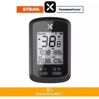 XOSS G Plus Speedometer Sepeda Wireless - Support Bluetooth & ANT+