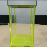 soliter / aquarium acrylic bahari 13*13*24