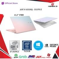 ASUS S333JQ-EG551T-EG552T i5 1035G1 8GB 512ssd+Opt 32GB MX350 W10+OHS