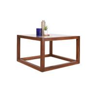 CUBIX SERIES - Meja Sudut Side Table Modern Minimalis - XIONCO - Gelap