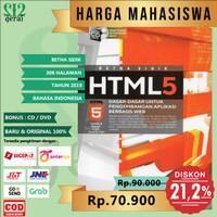 Termurah Buku HTML5 Dasar Untuk Pengembangan Aplikasi Berbasis Web