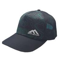 Contour Map Trucker Hat