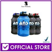 Shaker ANS 2,5 Liter Botol Minum ANS Lebih Gede dari Lock & Lock