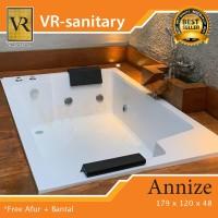 Bathtub Minipool ANNIZE (Paket Whirlpool)