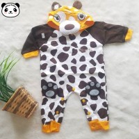 Baju Kodok Bayi 3-6 Bulan Laki Laki Perempuan Karakter Animal Jumper