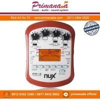 Nux PA2 Portable Efek Gitar PA 2 Accoustic Guitar Effect