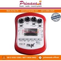 Nux PG2 Portable Efek Gitar PG 2 Accoustic Guitar Effect