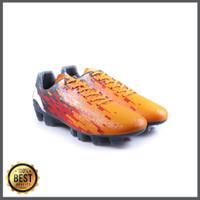 SEPATU Sepatu Bola Ortuseight Blizzard FG - Tangerine
