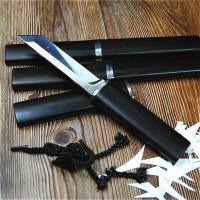 Tanto D2 pisau baja D2 japan coldsteel kobun solingen pisau jepang