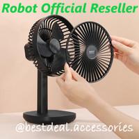Robot RT-BF12 Kipas Angin Meja Portable 4000mAh 6 inch USB Mini Fan