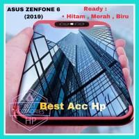 ASUS ZENFONE 6 2019 ZS630KL SOFT CASE PLATING LUXURY LIST COLOR CROME