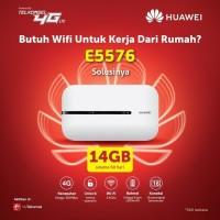 Modem Huawei 4G LTE Mifi 5673 atau 5573