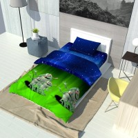 Bedcover SIngle (120 x 200) Endless Love - The Frog