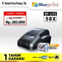 Printer Thermal POS BLUEPRINT 58X Support (USB+RJ11) Tanpa BLUETOOTH