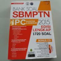 Bank Soal SBMPTN IPC Saintek Dan Soshum 2015.