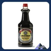 Kikkoman / Kikoman Soy Sauce - Kecap Asin Jepang 1.6 Liter / Lt / L
