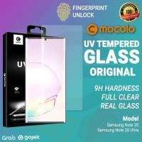 Tempered Glass Samsung Note 20 Ultra / Note 20 Mocolo Full Anti Gores - Note 20